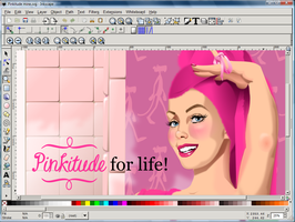 Inkscape 041809 nightly build by QuicheLoraine