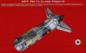 Pelta-class frigate ortho [2][New] by unusualsuspex