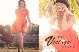 the vintage story by LisbethPhotography