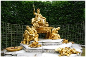 Golden Statues by Eirian-stock