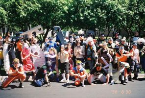 Naruto Crazy Acen by SkyeBD