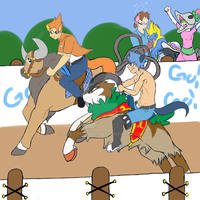 Cheri Cup Race by AskTyranno