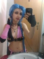 Jinx preview #3 by KeiSScene