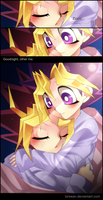 Puzzleshipping- Goodnight by AiYugi
