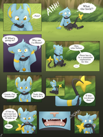 +PMD  chapter 1, page 2+ by min-mew