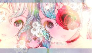 Lady Roses by Miss-NiNiNa