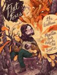 Fleet Foxes Poster by AerodynamicMountains