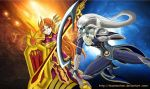 League of Legends: Leona vs Diana by Imanimation by Imanimation