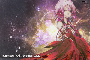 Inori Wallpaper by Yaesung