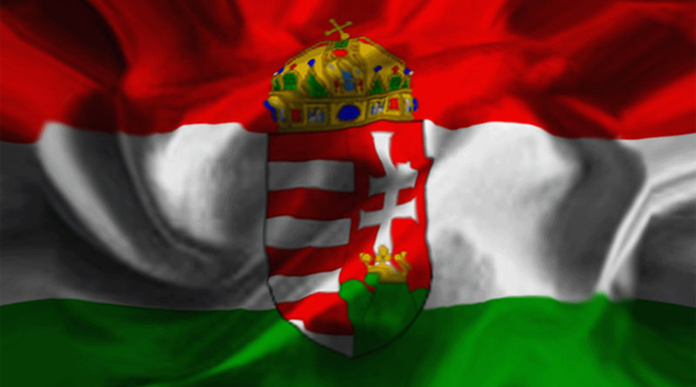 Monte Hungarian Flag by haadesm