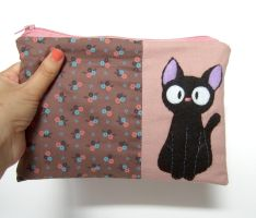 Jiji adorable pencil case / pouch by yael360