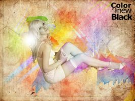 Color is the new black by TuxXtreme