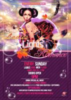 Ladies Night Flyer by Qvisions