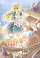 Alice book story by tendou24
