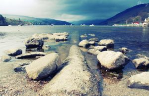 Loch Tay by scratchism