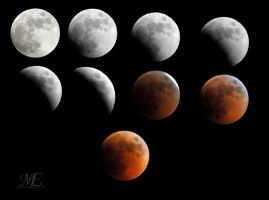 lunar eclipse 15-6-2011 by poseidonsimons-s