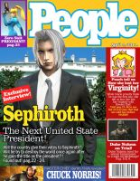 PEOPLE magazine, April edition by redfield37