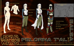 Star Wars: Felorna T'al by WithoutName
