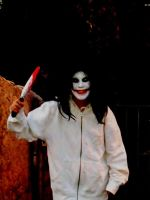 cosplay Jeff the killer by stellinanera