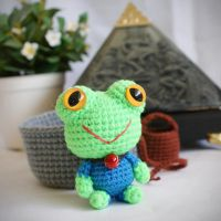 welfroy frog in the well by saplanet