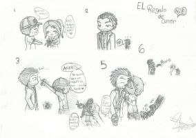 L4D2 nick x ellis el regalo de amor by 0118jasukii1995