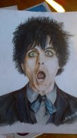 Billie Joe Armstrong by RinoaKH