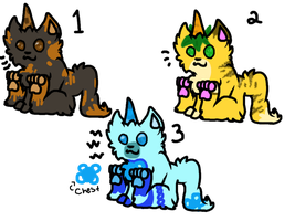 Uni-cat adopts batch1 -OPEN- by Tuxn
