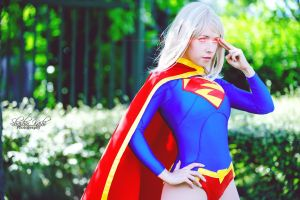 Supergirl - DC Comics New 52 by ShashinKaihi
