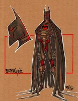Batman Sketch 002 by RobDuenas