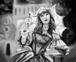 Grayscale Study 2 by Jhann