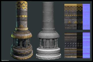 Tejayfc pillar by Tejayfc