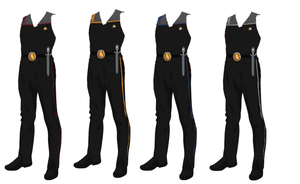 ISS Vanguard Male Officer Uniform Variant 1 by docwinter