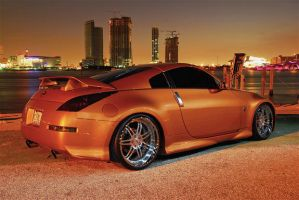 Nissan 350Z 2 by Hella-Sick