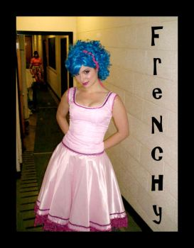 Frenchy by bunny4