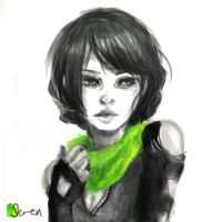 Lime n Black by ser-en