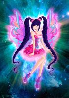 Winx Club Musa Mythix by fantazyme