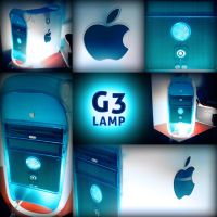 My cool G3 Lamp by gusti-boucher