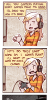 Scary Games by neooki23