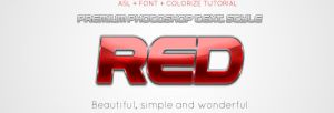 Premium Photoshop Text Style by Welton-Arruda