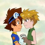 Digimon: Yamachi - Always close by Shigerugal