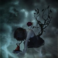 Thy bleeding heart by miguellore