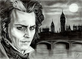 Sweeney Todd by EmilyHitchcock