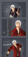 DMC What's the point... by LilayM