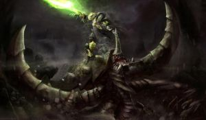 Dark Prelate Zeratul and Ultralisk Starcraft 2 by StarDlx1984