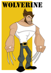 Wolverine by spiers84