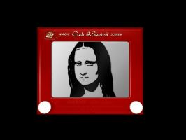 THE MONNA LISA by Sturby