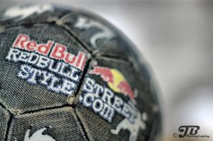 Redbull Street Style Ball by EmpireKing