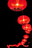 Lanterns by JoPang