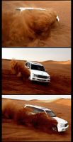 Desert 3 - Land Cruiser by weird-abdulla