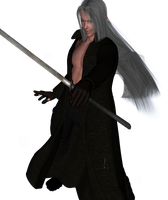 Sephiroth - Blocks by guineapiggin